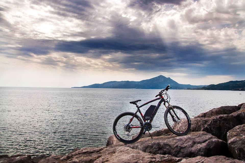FXC eva bici elettrica