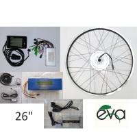 kit bici elettrica 26