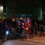 Triciclo elettrico Babbo Natale